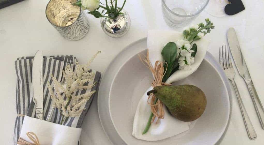 An Afternoon Of Summer Entertaining With The White Company