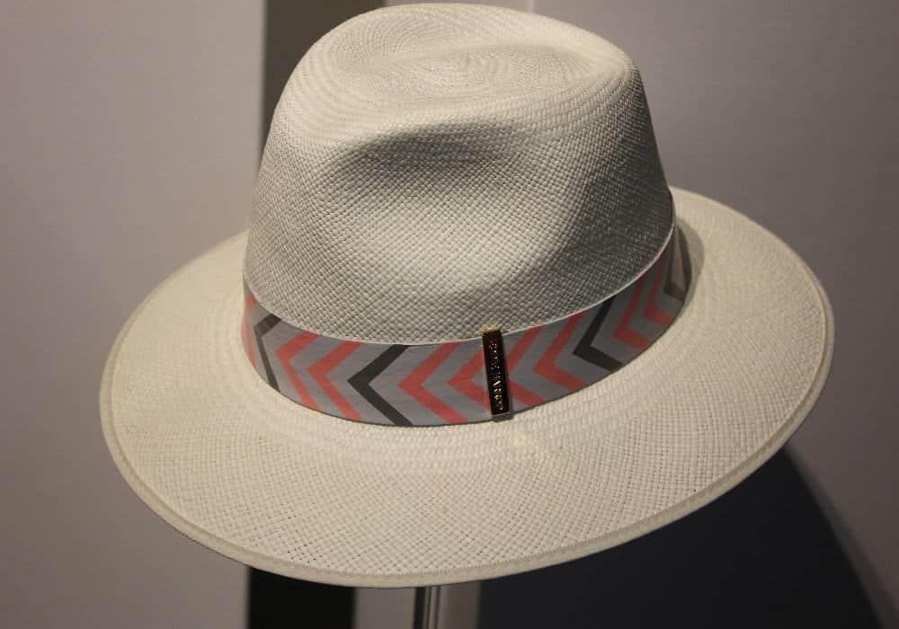 Eddie Harrop trilby hat, FashionBite 2