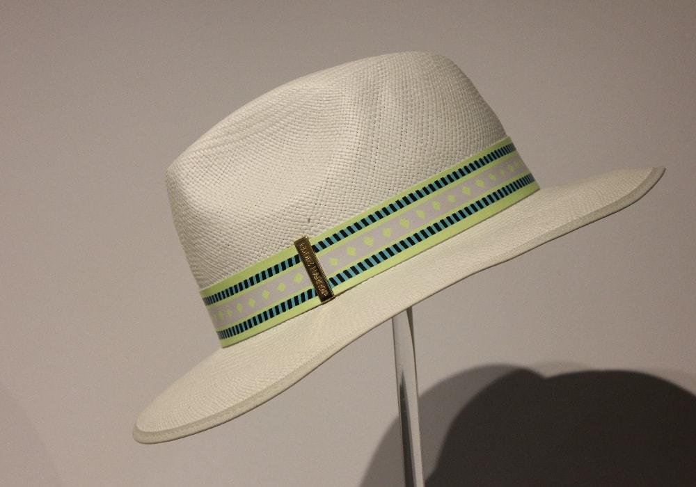 Eddie Harrop trilby hat, FashionBite 3