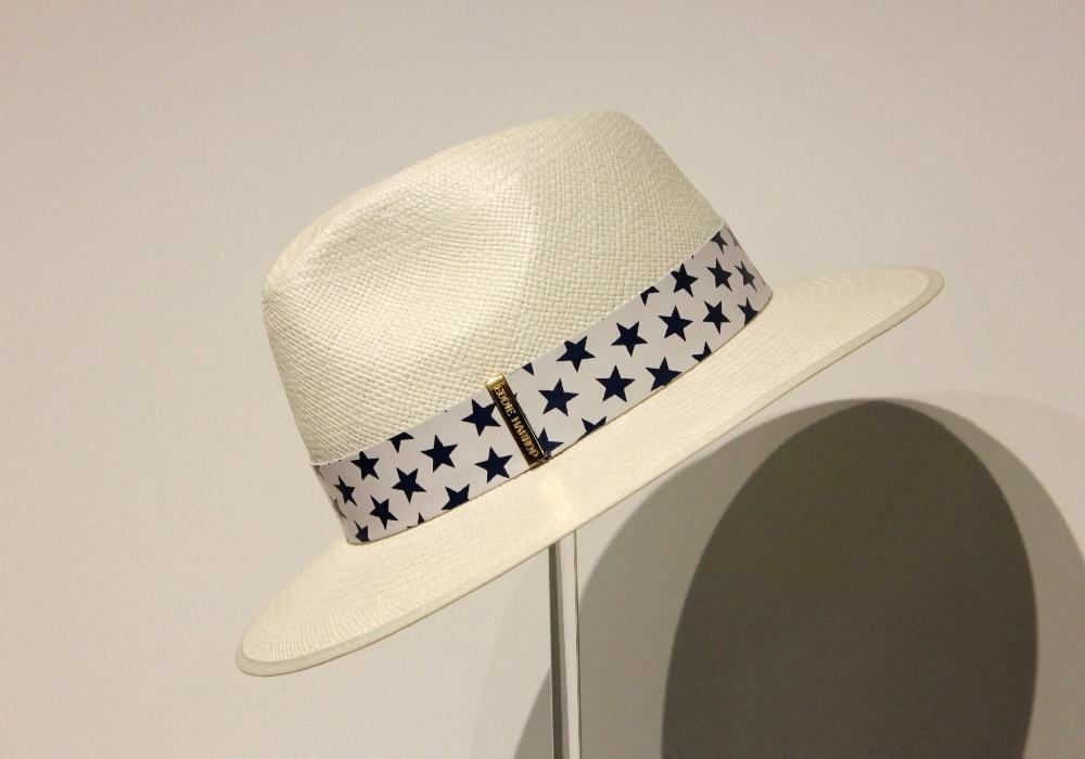 Eddie Harrop trilby hat, FashionBite