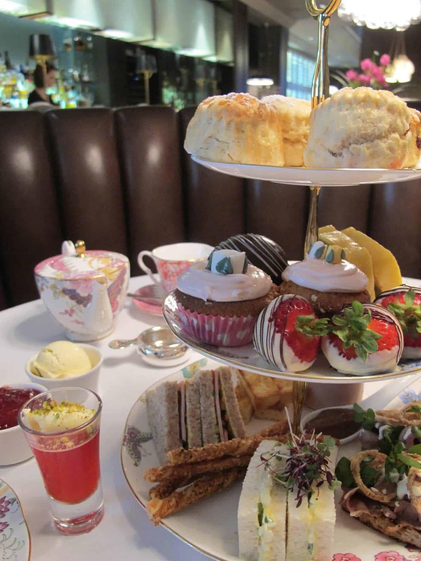 Bridal Shower Afternoon Tea 3