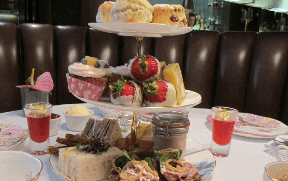 REVIEW: Bridal Afternoon Tea @ The Arch, Marble Arch