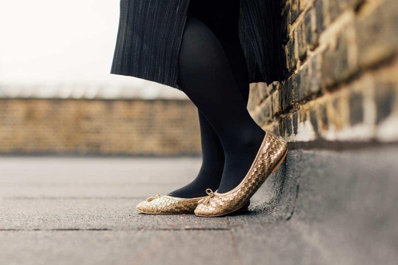 FashionBite's Emily Seares at London Fashion Week, SS17 2