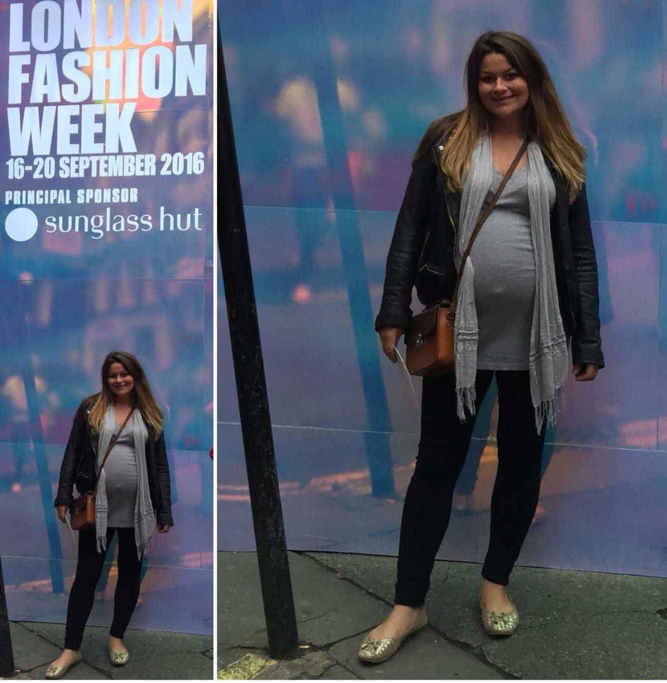 London Fashion Week SS17, Emily Seares, 3
