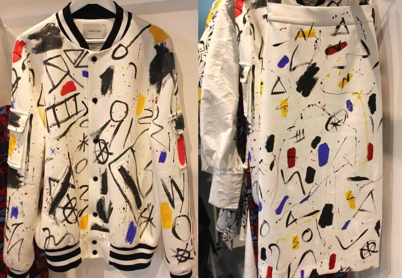 London Fashion Week SS17, designers to watch, Teatum Jones, 2