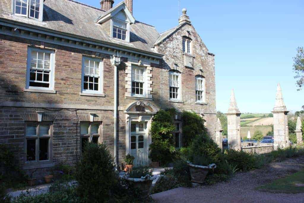REVIEW: Langdon Court Hotel, A Jacobean Mansion In South Devon