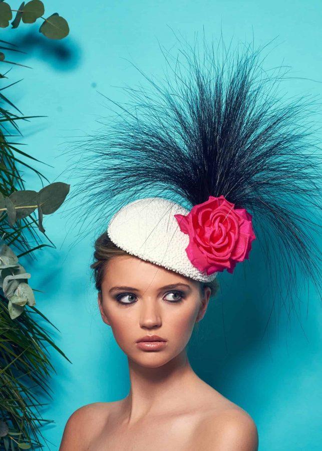A Rosie Olivia hat design