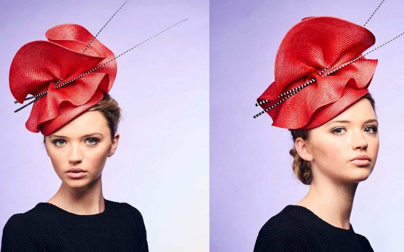 Rosie Olivia hat design