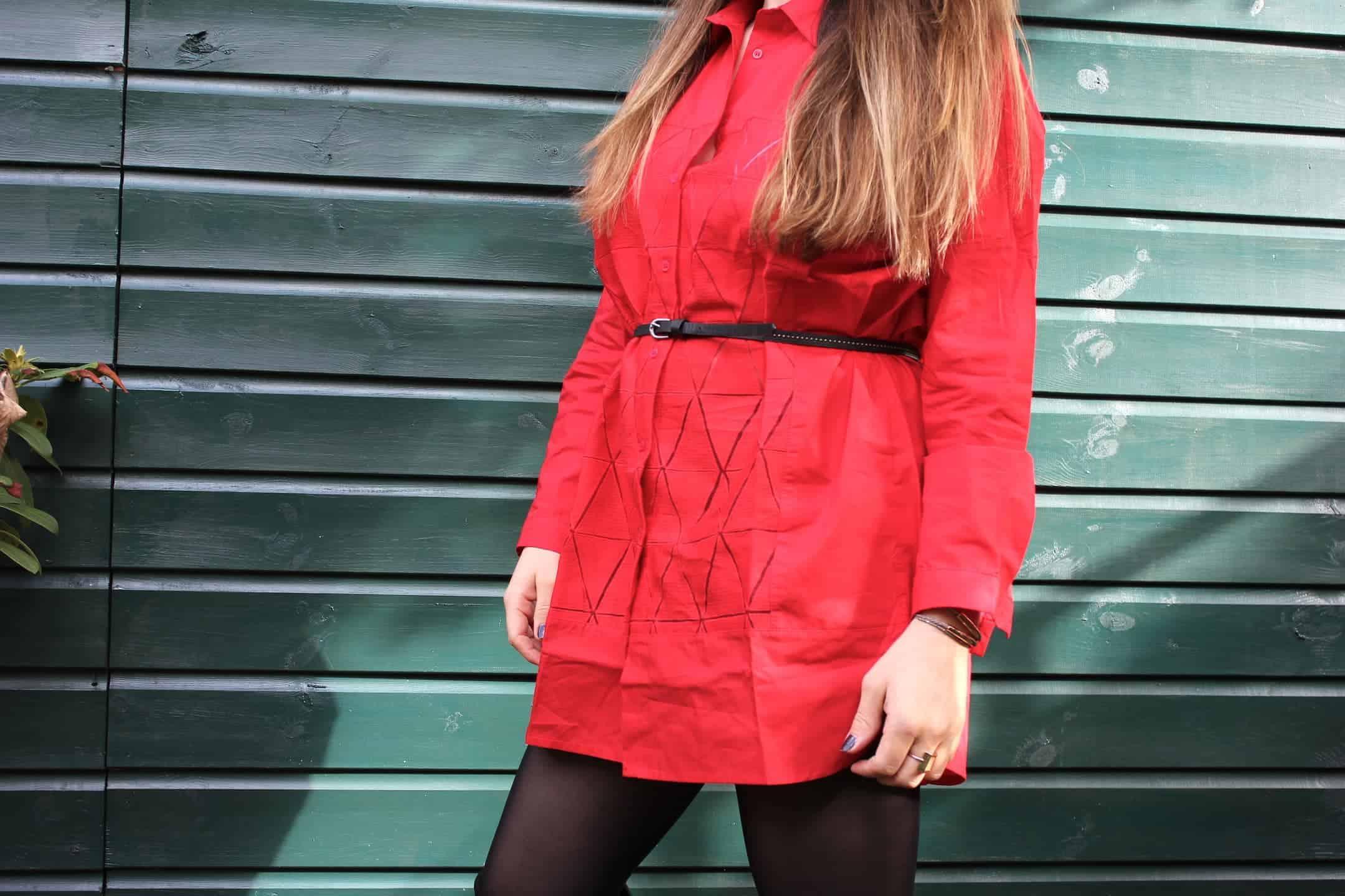 How to wear red this season, FashionBite