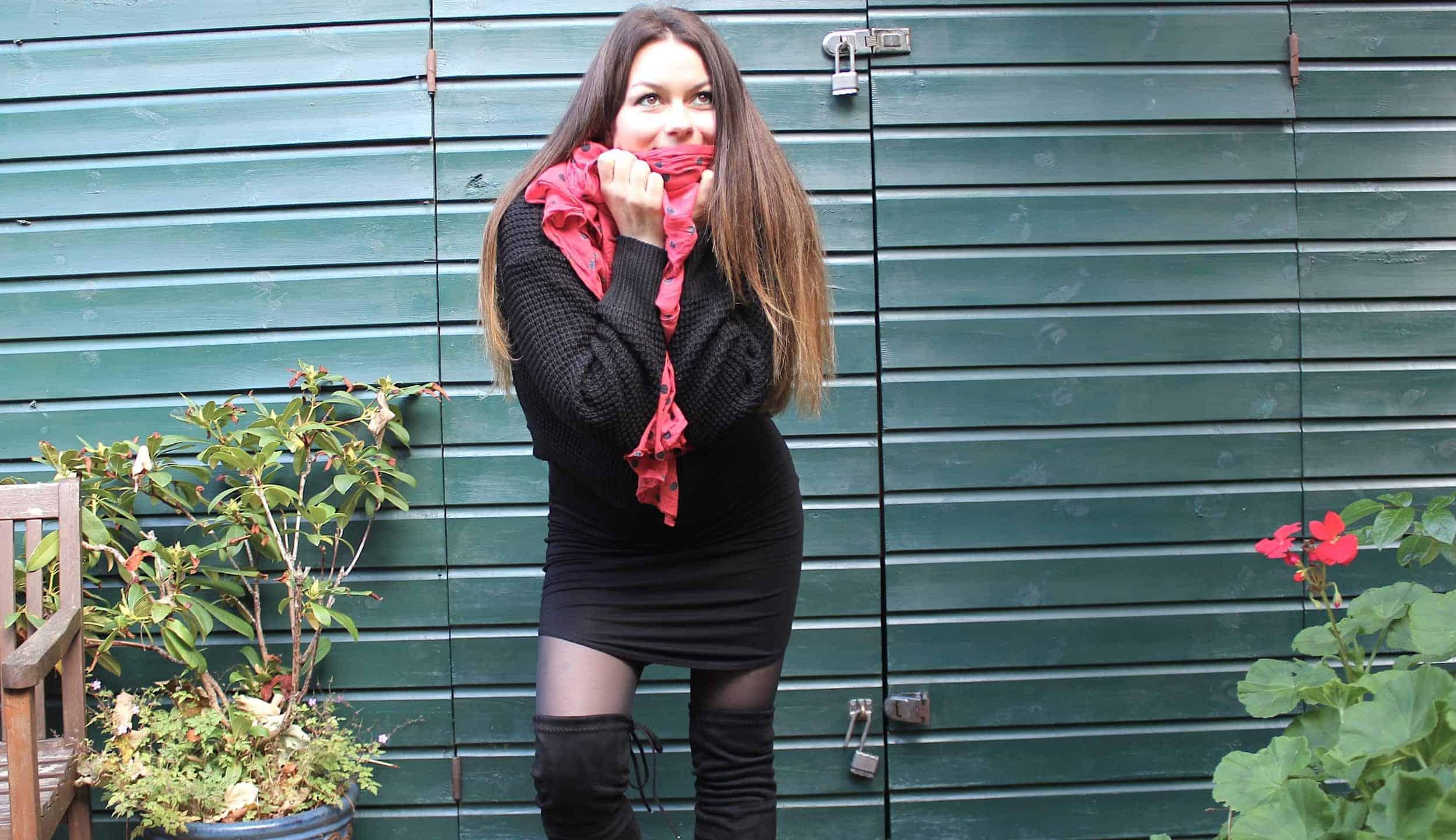 How to wear red this season   FashionBite