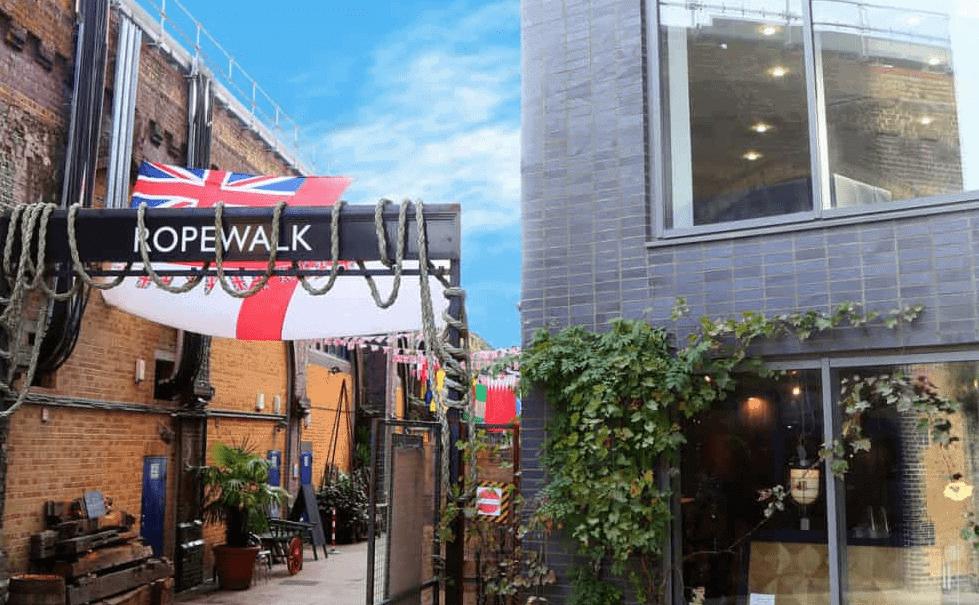 REVIEW: LASSCO Ropewalk, Maltby Street Market