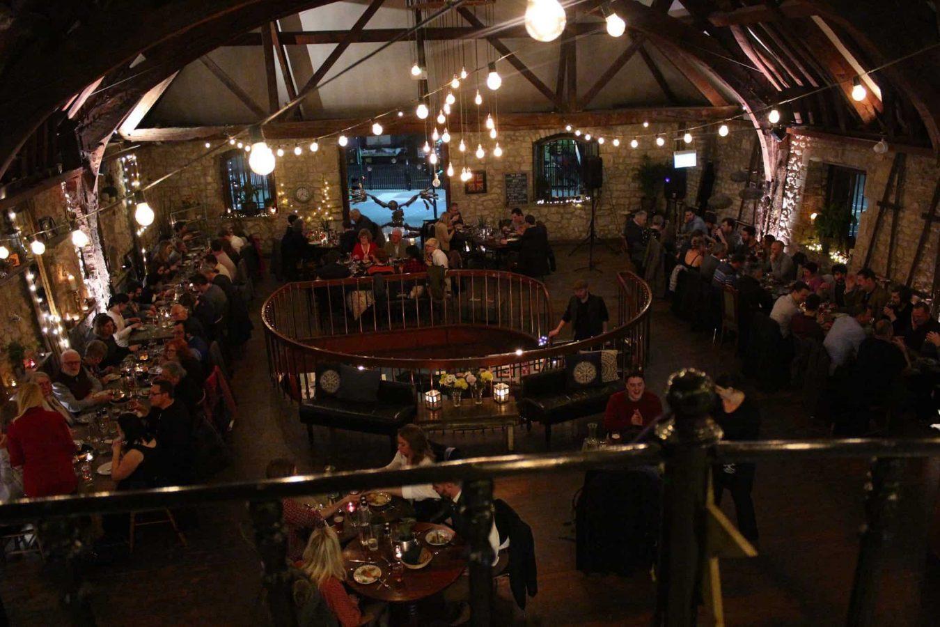 REVIEW: Dancing Man Brewery, Southampton