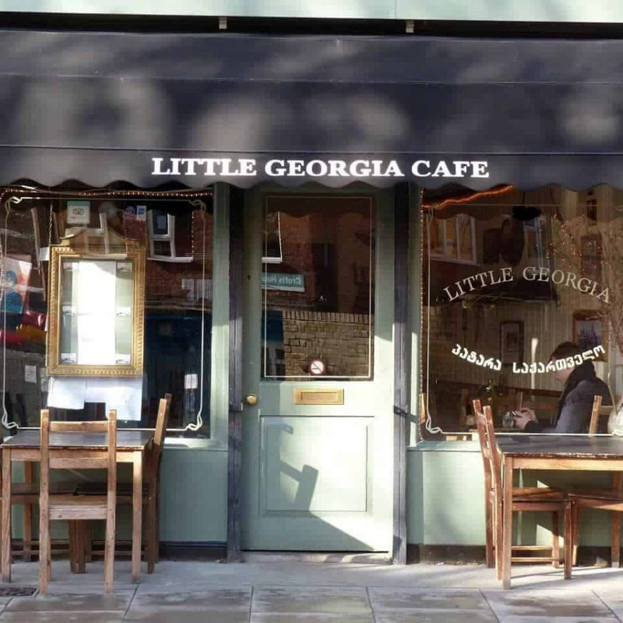 REVIEW: Little Georgia, Hackney