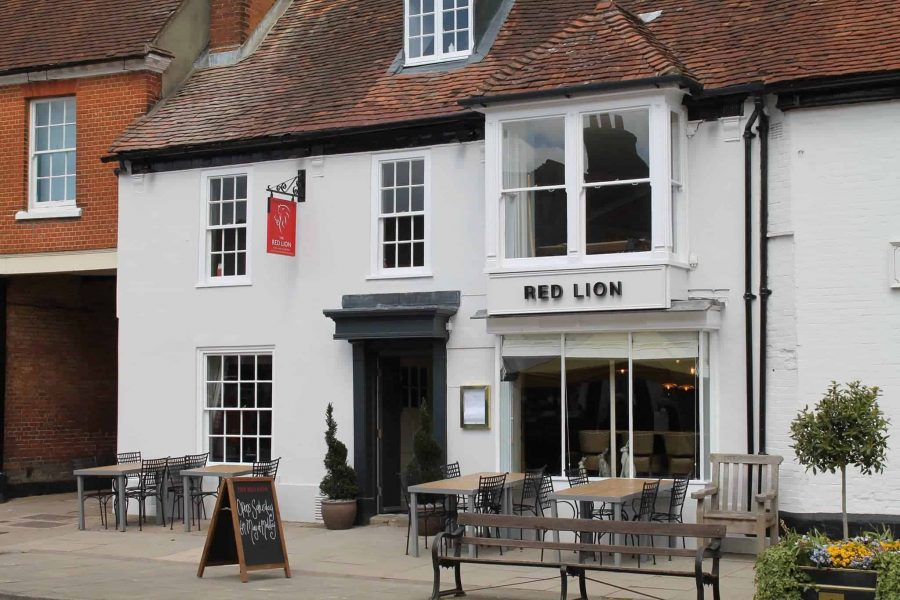 The Red Lion Hampshire