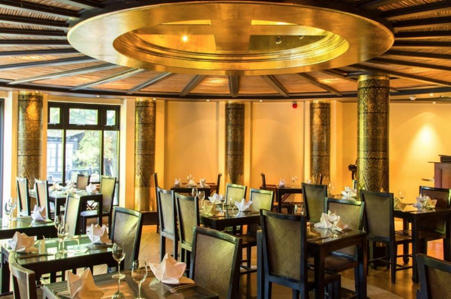 Zen Garden Thai restaurant Careys Manor
