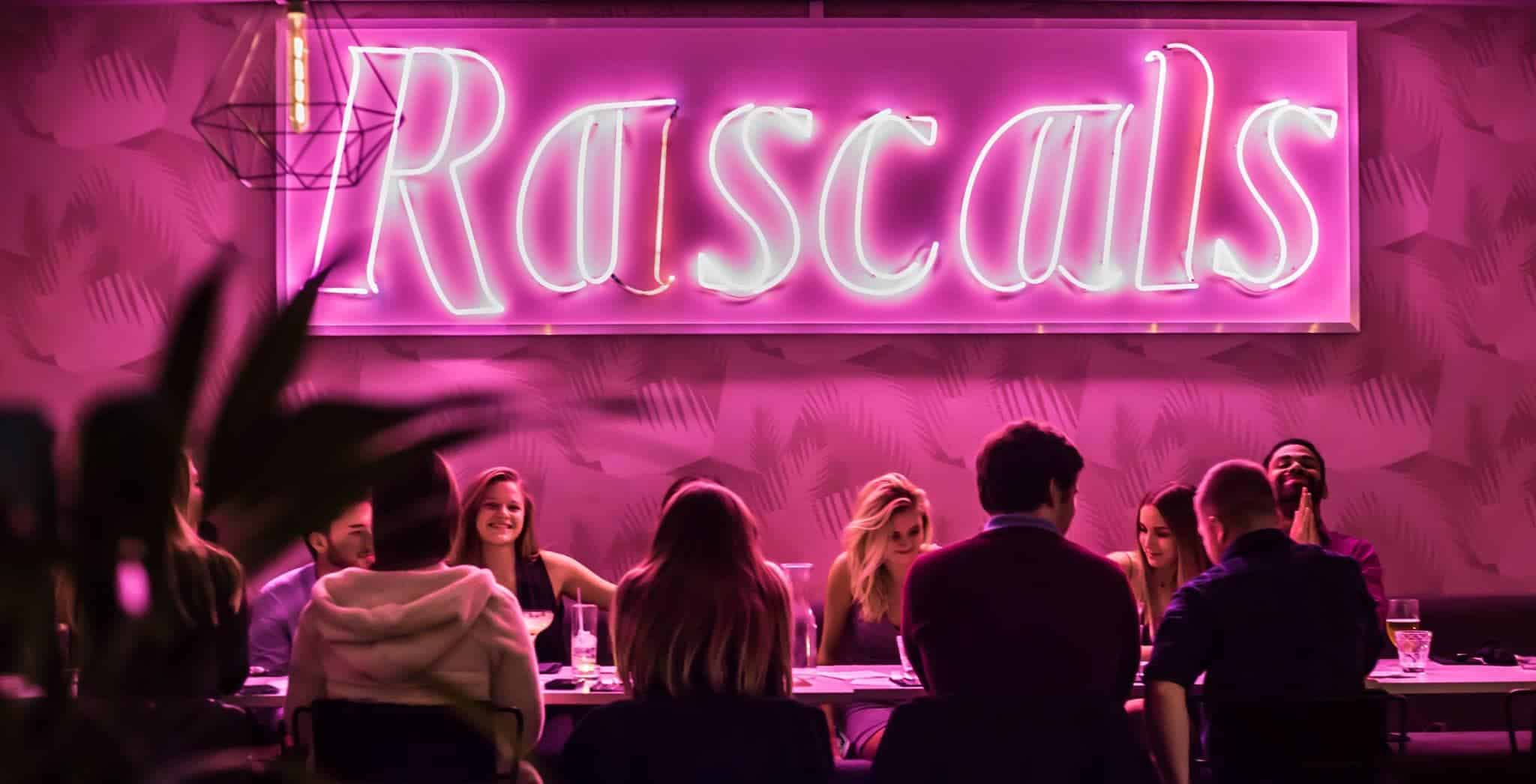 rascal's shoreditch