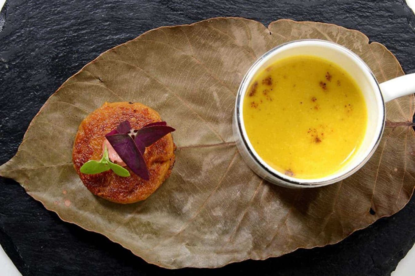 REVIEW: Indian Accent, Mayfair