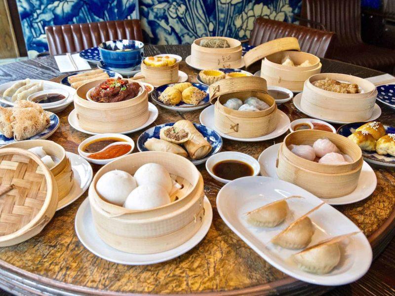 The Duck and rice soho alan yau