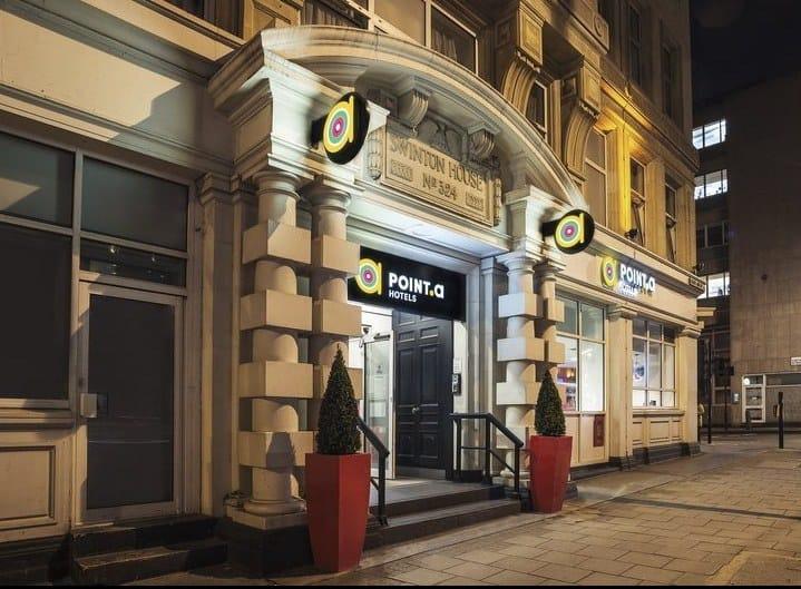 point a hotels kings cross
