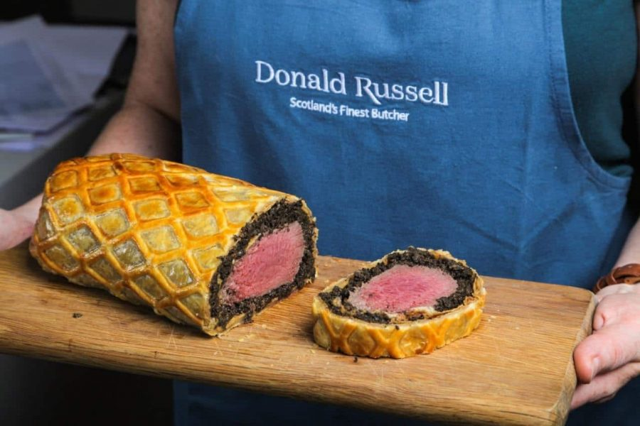 donald russell butchers