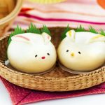 Din Tai Fung's Custard Bun-nies Are Adorable