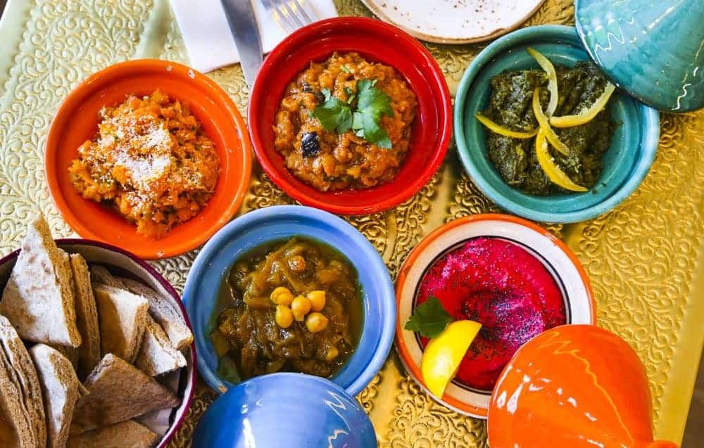 Inventive Vegan Fare At Comptoir V, Kensal Green
