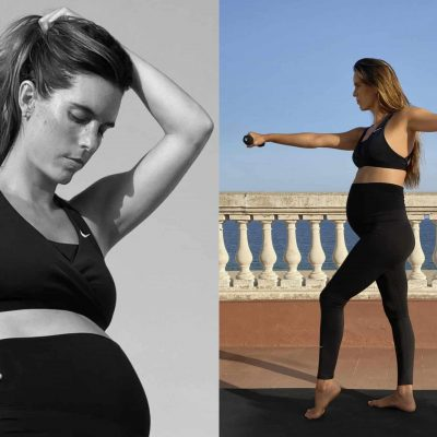 Nike launches maternitywear, FashionBite 1