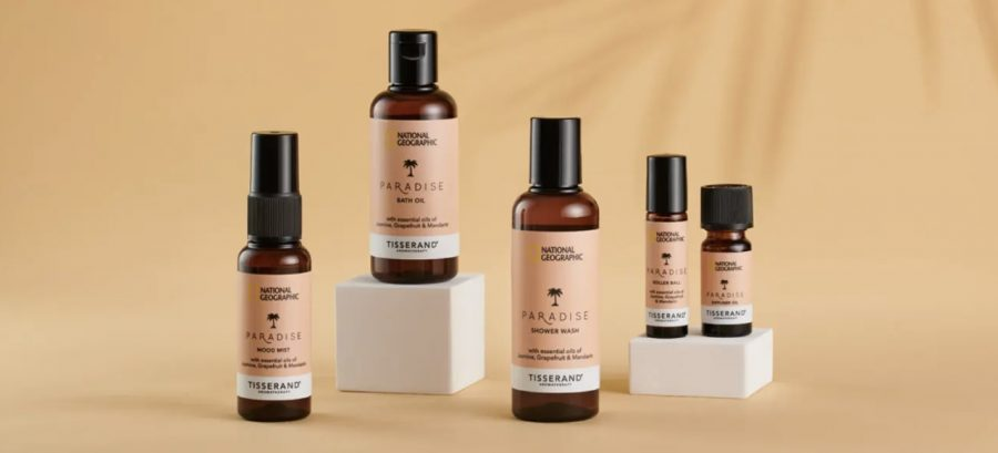 Tisserand Aromatherapy National Geographic collection