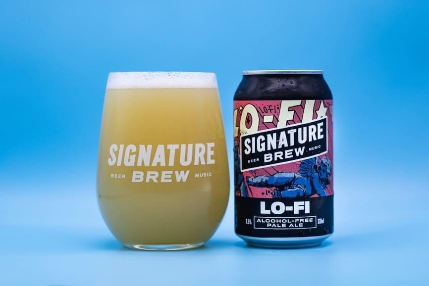 signature brew 0.0%