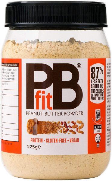 powdered peanut butter pb fit